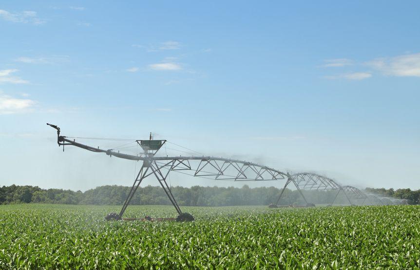 Hatalmas potenciál az öntözőrendszerek fejlesztésében - agrártanulmány 2