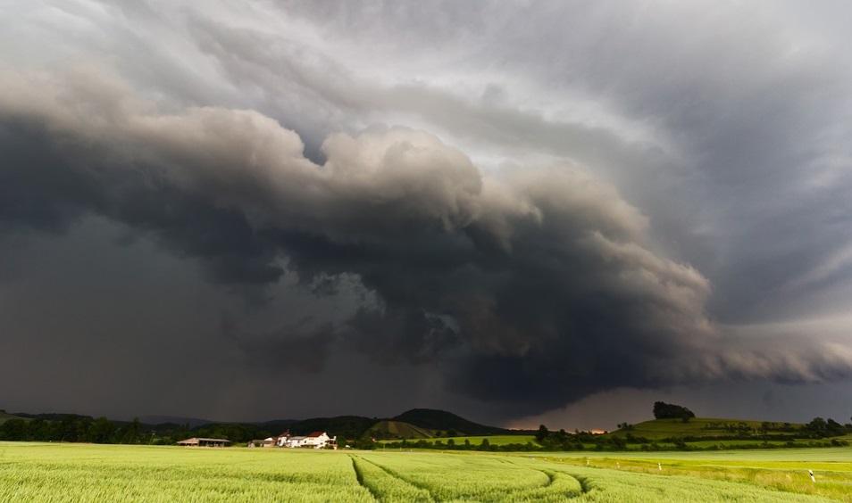 Vihar tett tönkre több tonna gabonát Zalában 2